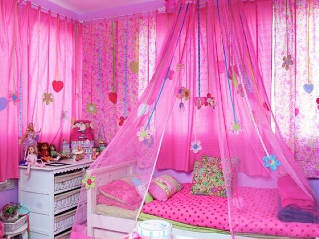 шторы для детской комнаты