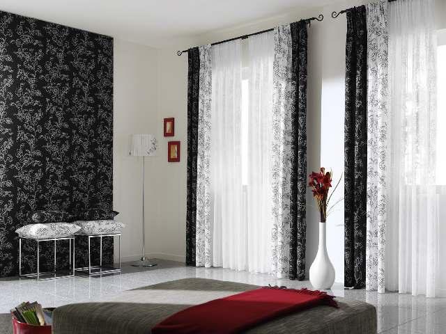 шторы в гостинную